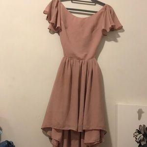 ccbe14b2 Tobi Dresses | Sold On Depop Backless Sequined Dress | Poshmark